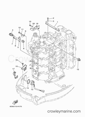 Mercury 4 3 Alpha 1 Engine also Gm 350 Marine Engine as well V8 Engine Flywheel besides Inboard Jet Engine also  on 645586 where to find mercruier stern drive and engine serial numbers