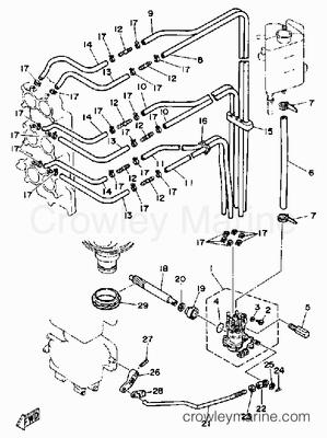 1988 yamaha outboard v6 excel  v6excelxg  parts lookup