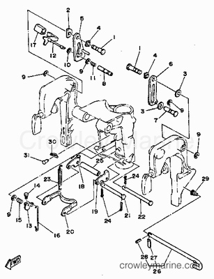 144707 Steering Gear Ship together with 1992 furthermore 8556 as well 11212 besides 5297. on power tiller steering system