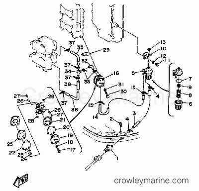 Boat Gauge Wiring Diagram as well  on 614297 pertronix install got some questions need help