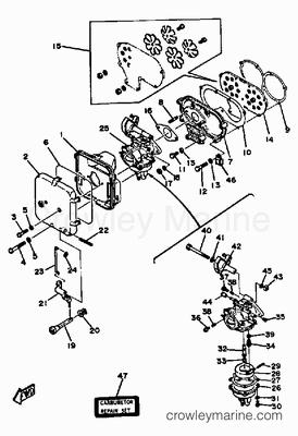 20 Hp Side Shaft Engine
