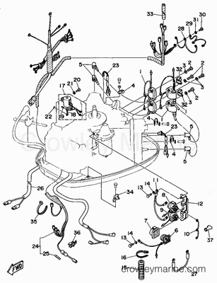 yamaha marine outboard wiring diagram with 5 Hp Go C Motor on Quicksilver Shifter Wiring Diagram also Inboard Engine Cooling System Diagrams also Alpha One Outdrive Diagram 9ew1c80fI7KZm rzYkt718xwKN7EDE2rRgLumOge3i8 likewise Mercury Marine Engine With Corvette as well Trim Gauge Wiring Diagram Free Download Schematic.