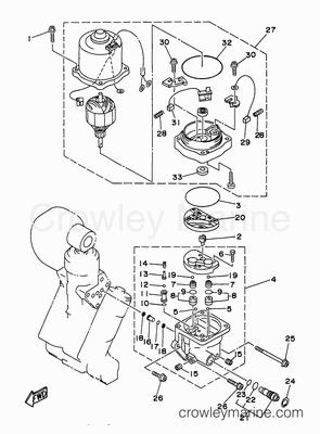 Johnson Pump Switch Wiring Diagram together with Evinrude Water Pump Diagram Wiring Diagrams furthermore Omc Trim Pump Diagram moreover Mercruiser Sterndrive Hydraulic Pump besides 4 3 Mercruiser Wiring Diagram Circuit Breaker. on mercruiser trim pump wiring diagram