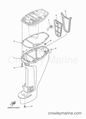 5 hp 2005 yamaha outboard motor yamaha outboard ear muffs 9.9 Mercury Outboard Parts Diagram Mercury 25 HP Carburetor Diagram