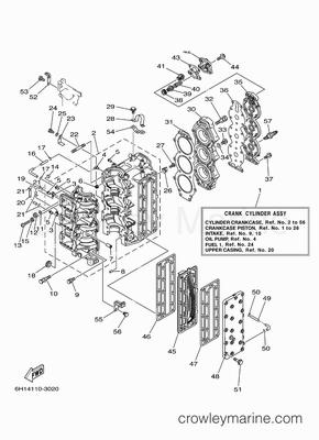 Yamaha 55 Hp Outboard Motor Yamaha Free Engine Image For
