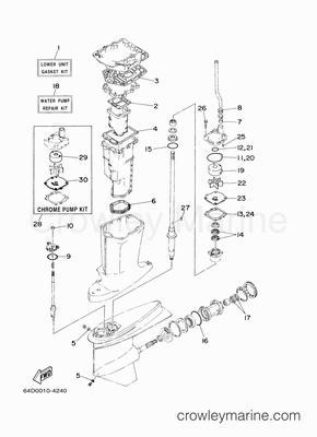 2001 yamaha outboard 200hp sx200txrz parts lookup. Black Bedroom Furniture Sets. Home Design Ideas
