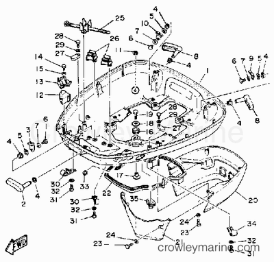 omc co wiring harness with Engine Diagram 1987 Evinrude Prop on Omc Tilt Trim Gauge Wiring Diagram moreover Omc Shifter Wiring Diagram also Omc Tilt Trim Gauge Wiring Diagram further Engine Diagram 1987 Evinrude Prop additionally Yamaha Outboard Ignition Switch Wiring Diagram.