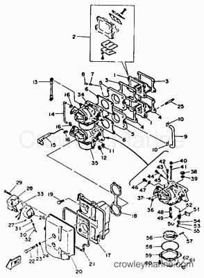outboard engine wiring diagram mercury 40 1979 mercury