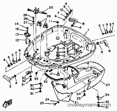 mercury outboard wiring harness schematic with 1977 Mercury Outboard Wiring Diagram on 1999 Mercury Cougar V6 Auto Diagrams furthermore Watch in addition 1970 Kawasaki 250 Wiring Diagram as well Faria Trim Gauge Wiring Diagram likewise 75 Hp Johnson Outboard Diagram.