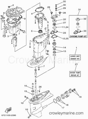 Kohler Ch750 Wiring Diagram