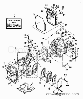 Bilge Pump Wiring Diagram moreover Wiring Diagram Yamaha B S likewise Draft Harness Diagram besides 18 Hp Briggs Vanguard Wiring Diagram likewise Alpine Ktp 445 Wiring Diagram. on johnson wiring harness diagram