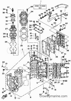 Yamaha 115 Hp Outboard Wiring Diagram