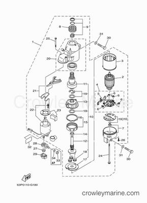 8 hp motor generator mesin motor wiring diagram