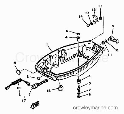 Yamaha Wiring Harness Outboard Yamaha 10 Pin Wiring Harness Diagram on