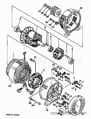 Shim Engine Diagram also Aircraft Propellers together with  besides P T O Clutch H4518h further Yamaha 1998 Yamaha Outdoor Equipment 3000. on propeller governor diagram