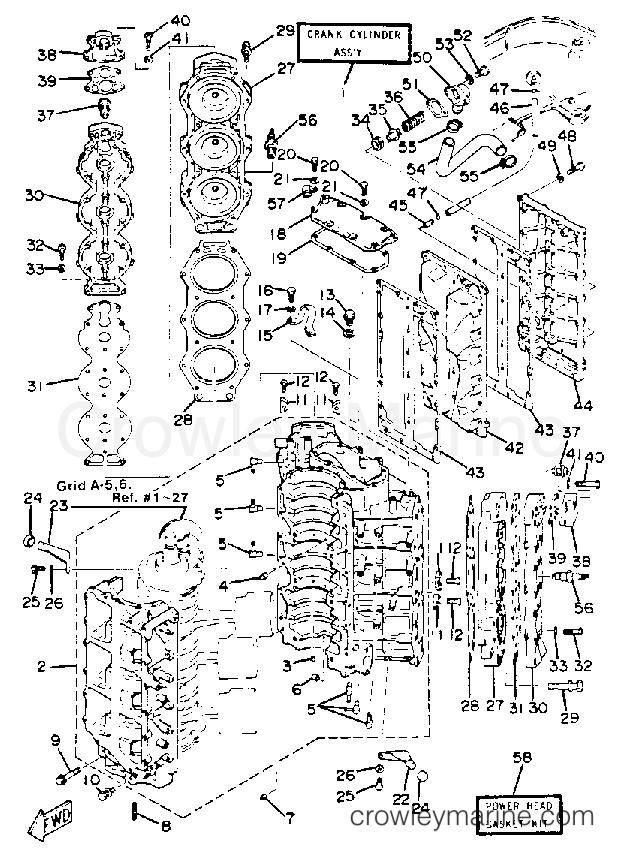 Crankcase Cylinder
