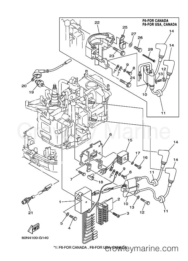 Diagram  Yamaha F8 Wiring Diagram Full Version Hd Quality Wiring Diagram