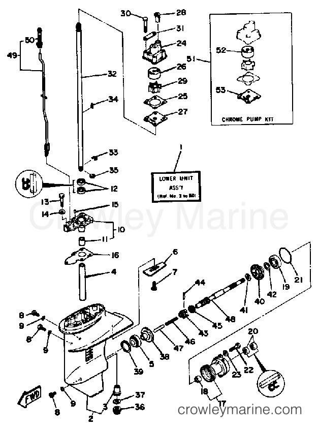 Diagram Of 1987 90etlh Yamaha Outboard Control Engine Diagram And