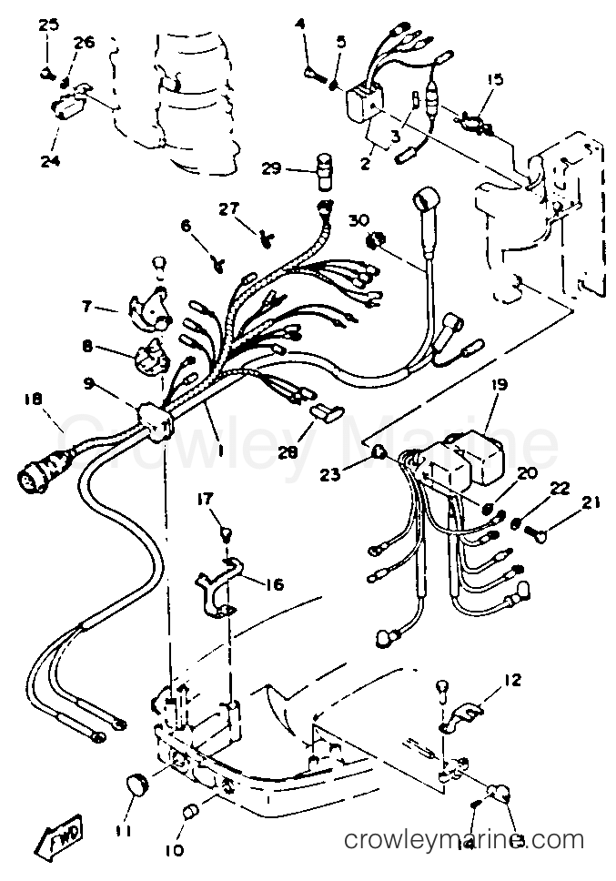 electric parts  40er 40pr